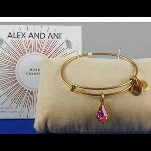 Alex & Ani Swarovski Crystal October Birthstone